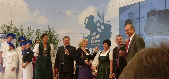 Messestand Bayerisches Landwir...