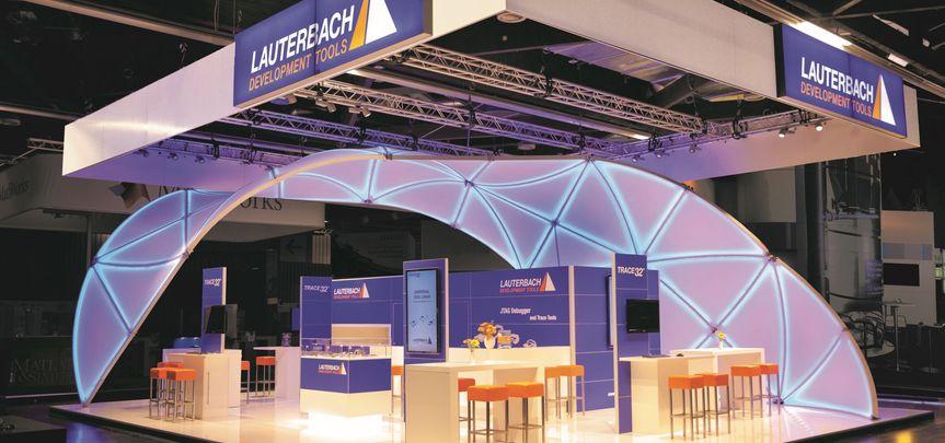Messestand_Lauterbach_Embedded_World_Nürnberg