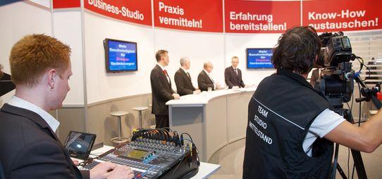Cebit Studio Mittelstand - Ver...