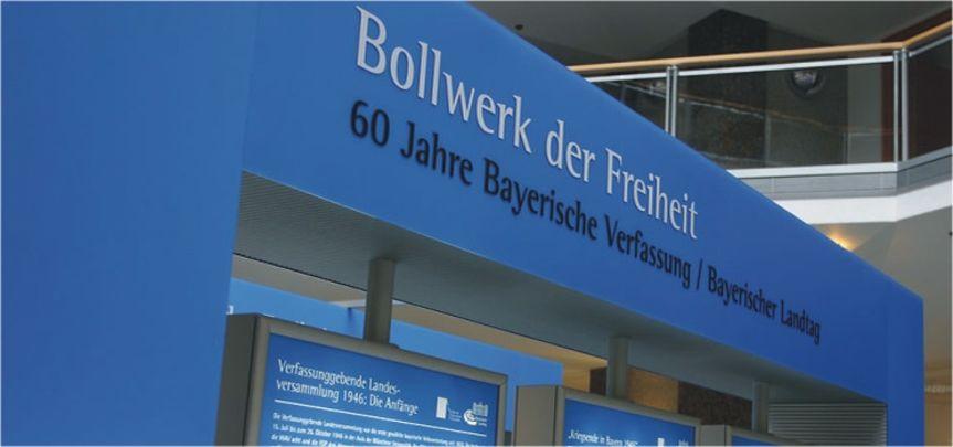 Bayerischer Landtag - Veranstaltungsbau