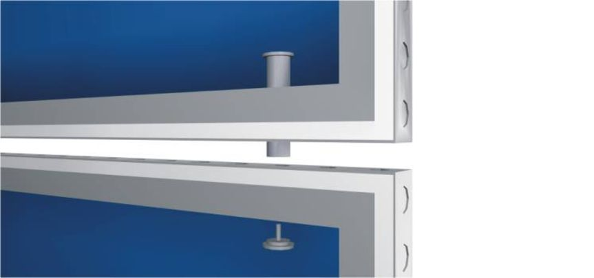 Consal Aluvision Rahmensystem - Displaybau