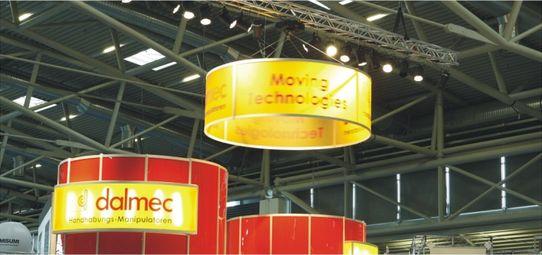 Messestand Dalmec Automatica München - Messebau