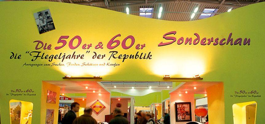 Messestand GHM München Sonderschau - Messebau