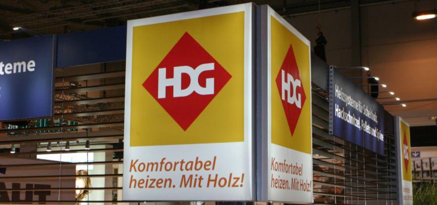 Messestand HDG Bavaria - Messebau