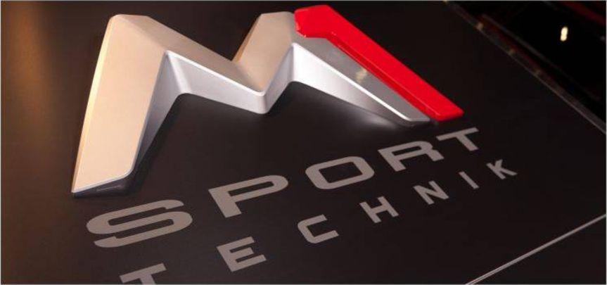 Messestand M1 Sporttechnik - Messebau