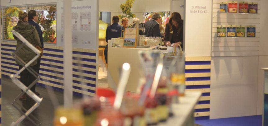 Messestand Bayerisches Staatsministerium - Messebau